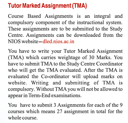 nios deled assignment submision