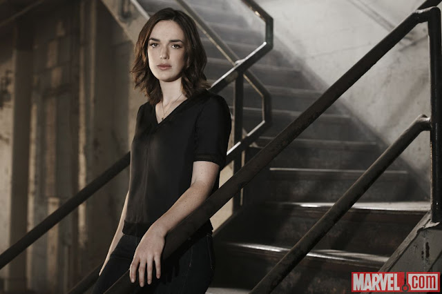 Agents Of SHIELD: Elizabeth Henstridge