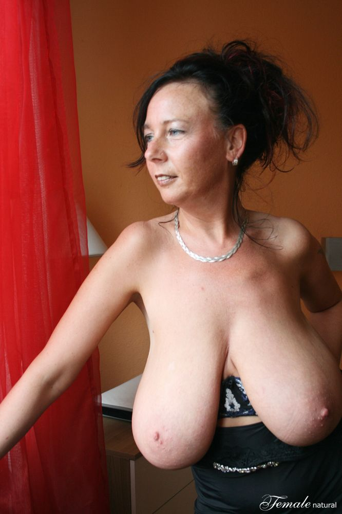 Mature aunt big tits agree, remarkable