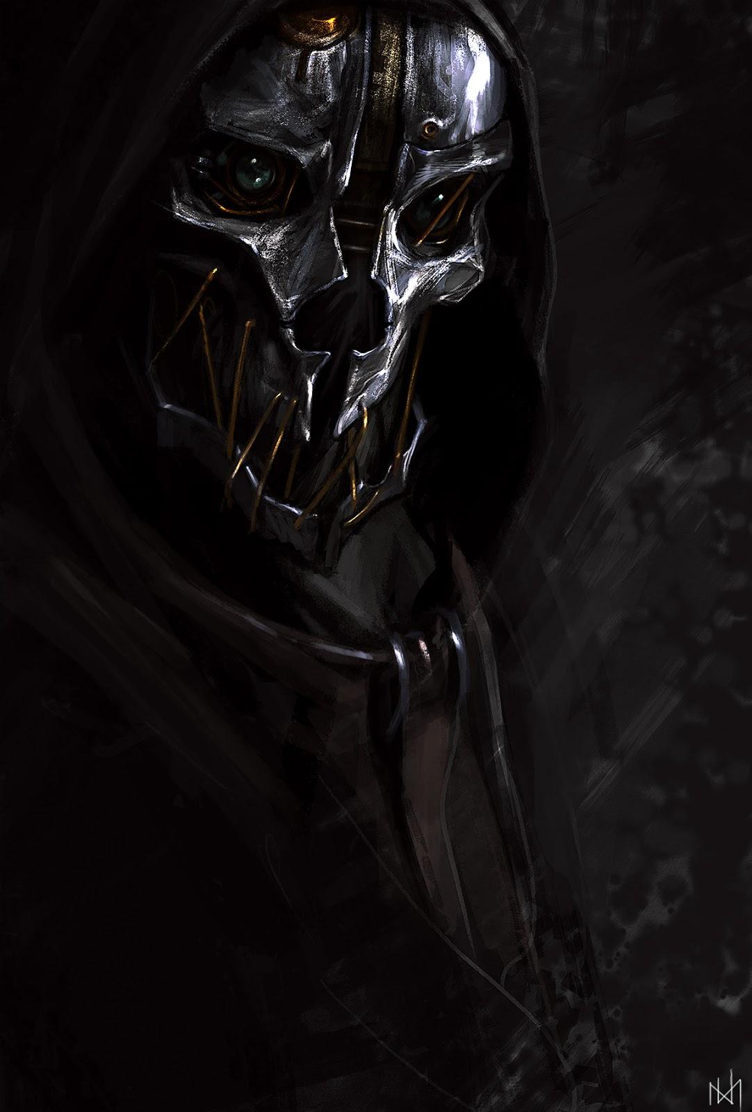 Dishonored Corvo By Nagy Norbert