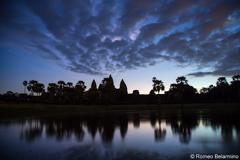Angkor Wat Sunrise 5:35 a.m. Angkor Wat Sunrise Tips Siem Reap Cambodia