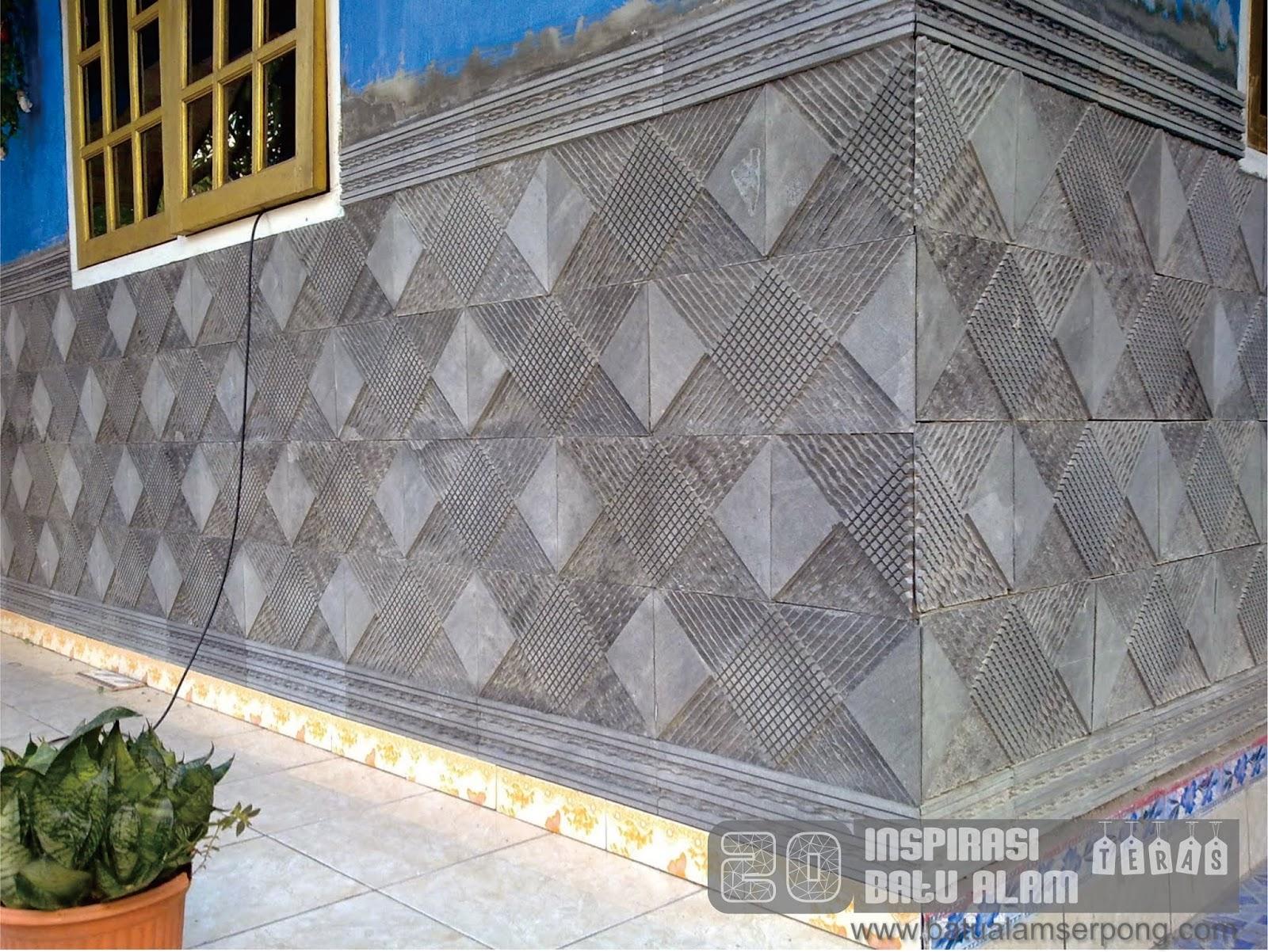 8600 Koleksi Contoh Gambar Rumah Dg Hiasan Batu Alam Gratis Terbaru