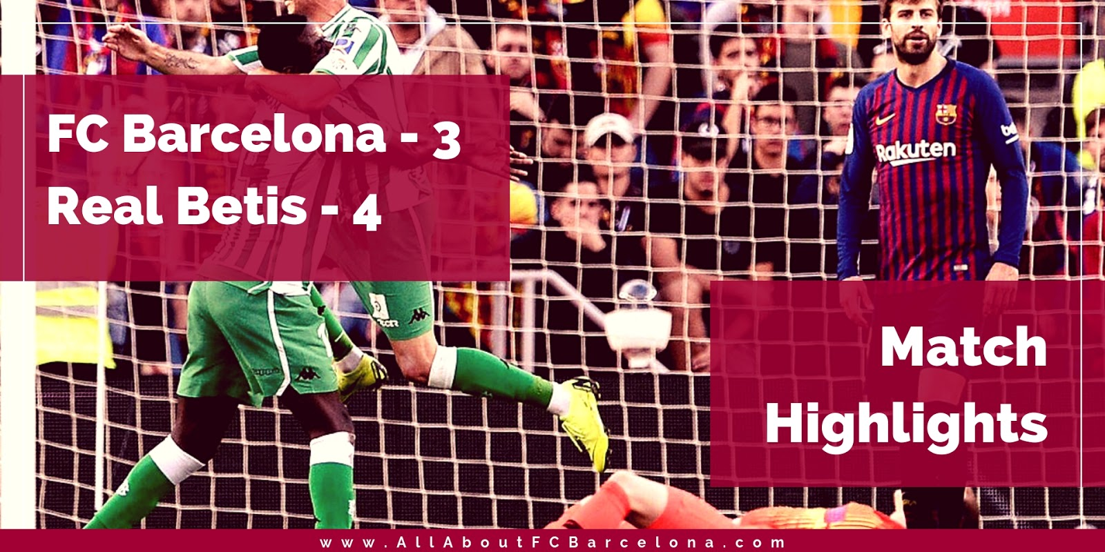 FC Barcelona vs Real betis Match Highlights #Barca #BarcaBetis #BarcaVideos