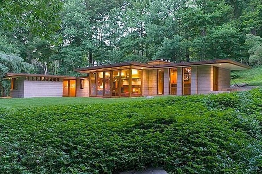 Modern House Design at ClemDesign: A Usonian style house ...