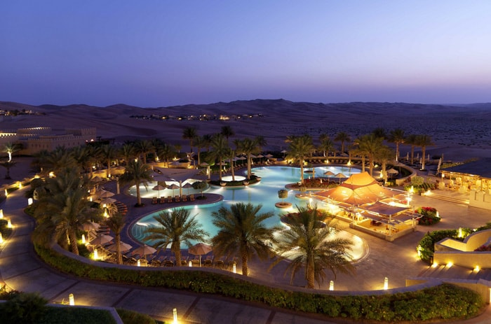Những điều kỳ thú ở Abu Dhabi -9