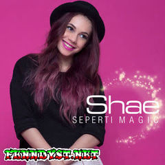 Shae - Seperti Magic (2016) Album cover