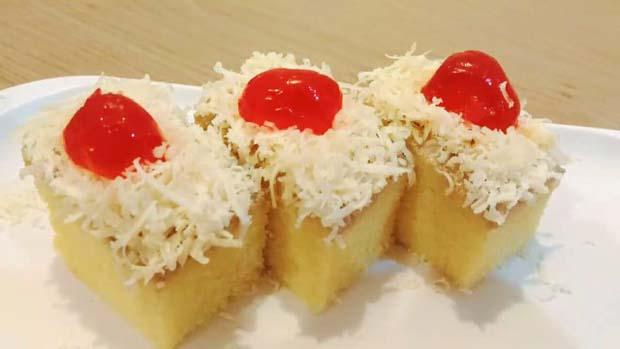 Inilah Resep cara membuat Cheese Cake Kukus tanpa ribet