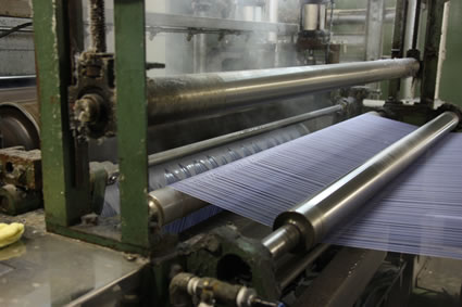 Sizing of warp yarn