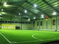 Ukuran Lapangan Futsal dan Standar Lapangan Futsal