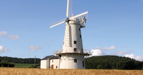 Cuddalore History Early Technology Transfer Windmills In
