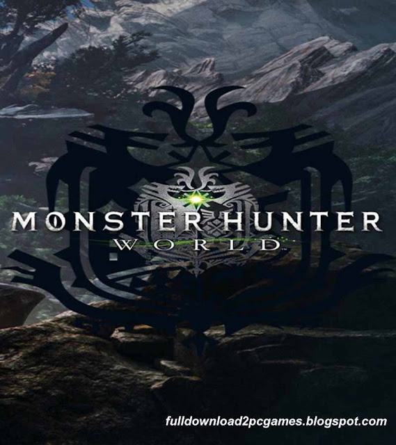 Monster Hunter: World Full PC Game Free Download