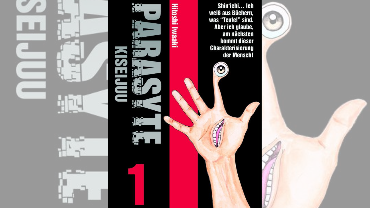 Manga Highlights 2016 Parasyte