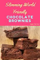 chocolate brownies slimming world recipe