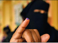 Women register to vote for the first time in Saudi Arabia