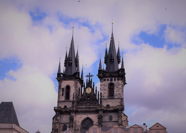 Church of Our Lady before Týn| Best of Prague in 3 days