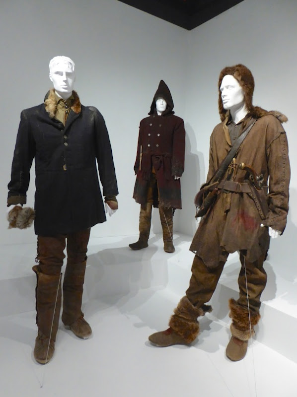 The Revenant movie costumes