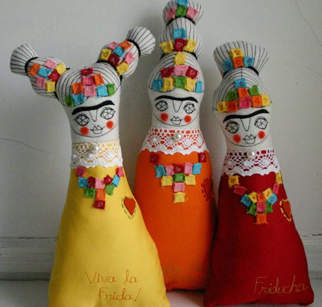 Bonecas-artesanais