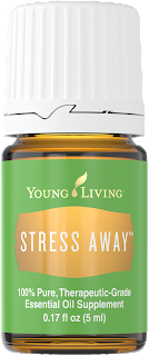How to use #StressAway essential oil #YLEO #compliant