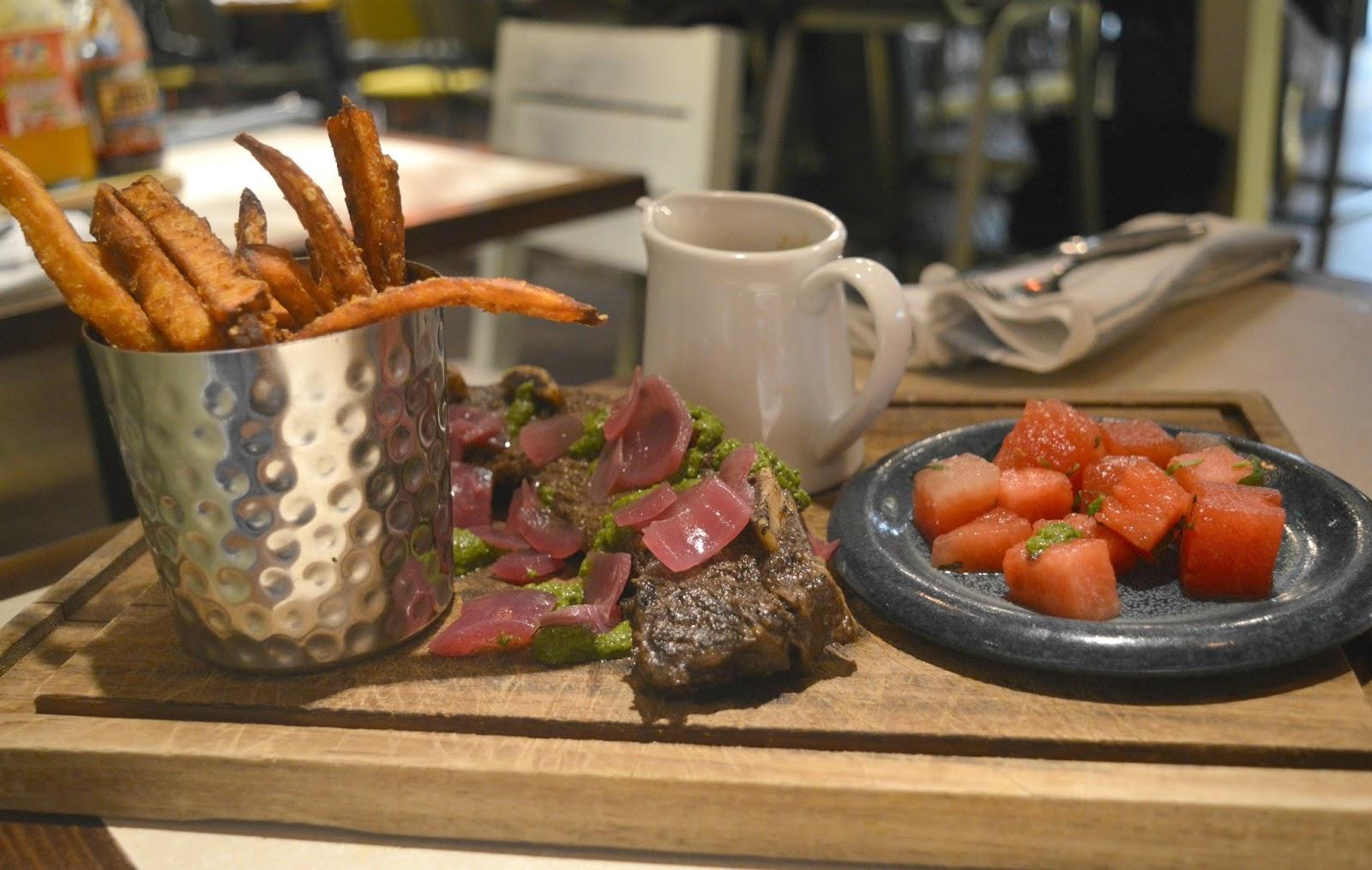 Turtle Bay, Newcastle - New Summer Menu Review - Slow Braised Beef