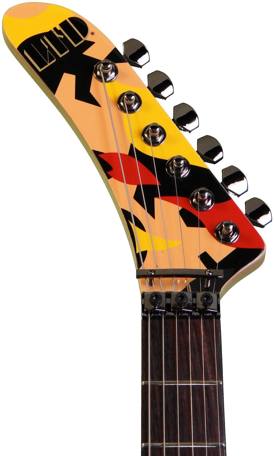 rex and the bass esp ltd gl 200k george lynch signature model guitar review. Black Bedroom Furniture Sets. Home Design Ideas