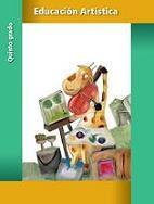 Libro de Texto Educacion Artistica Quinto Grado