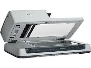 Picture HP Scanjet 8390 Printer