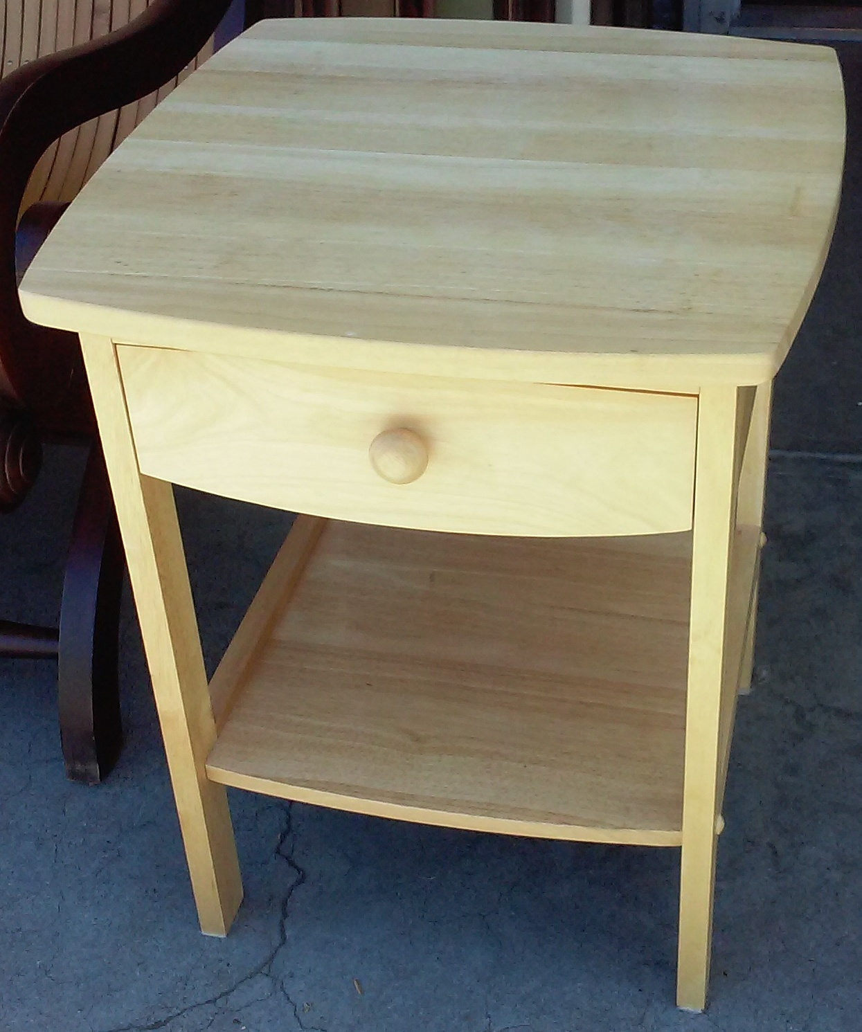 Uhuru Furniture Collectibles Sold Winsome Wood 17 Wide