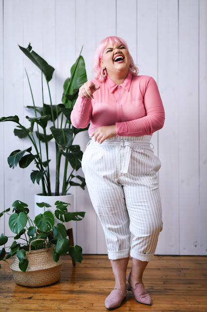 Blog Interview with Ashley Nell Tipton with Joanna Joy of A Stylish Love Story Fashion Blog