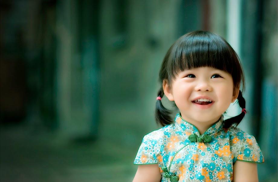 Gambar bayi cantik asal cina