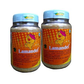 Lamandel Botol berisi 200 gram