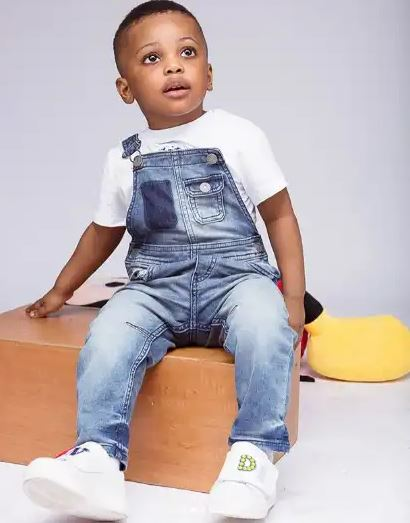 We are raising a rare gem – Lilian Esoro celebrates her son as he turns 2