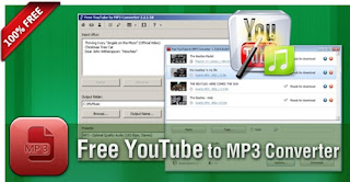 Free YouTube to MP3 Converter Portable