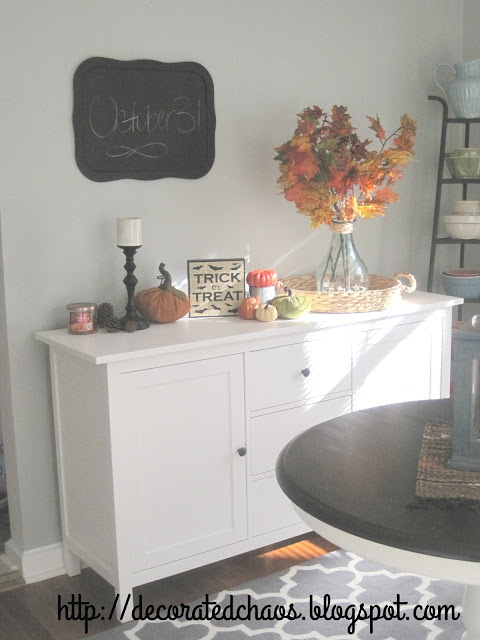 Decorated Chaos New Ikea Hemnes Sideboard