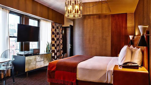 Roxy Hotel Tribeca New York