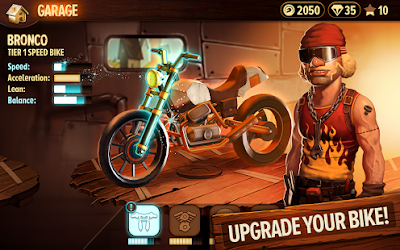Trials Frontier APK Mod Unlimited Money