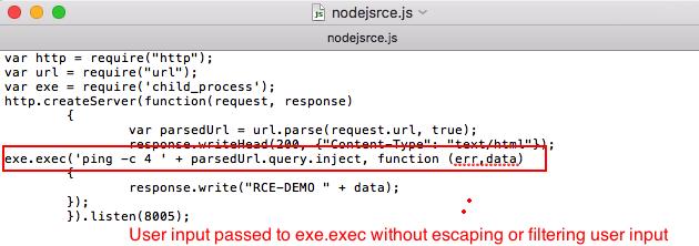 Web Security Geeks - The Security Blog: Pentesting Node js