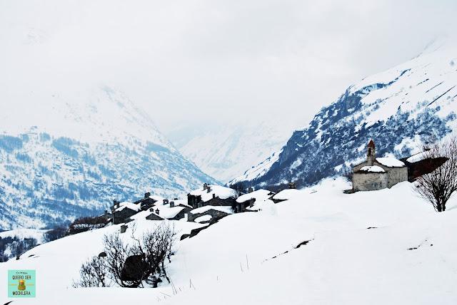 L'Ecot, Parque Nacional de la Vanoise (Francia)