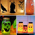 70+ Awesome Mason Jar Lights Ideas for Halloween