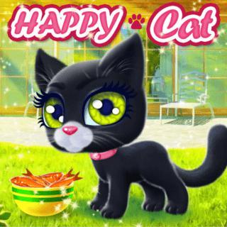 لعاب فلاش | العاب بنات | العاب اندرويد | 2019  Happy Cat
