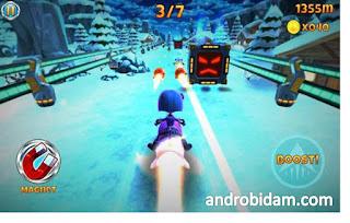 Game Android Terbaik Rocket Racer