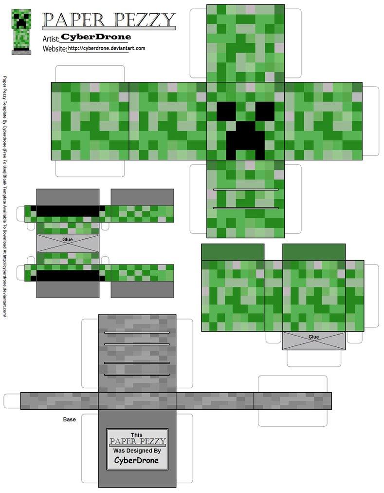 Fiesta De Minecraft Cajas Para Imprimir Gratis Oh My Fiesta Friki