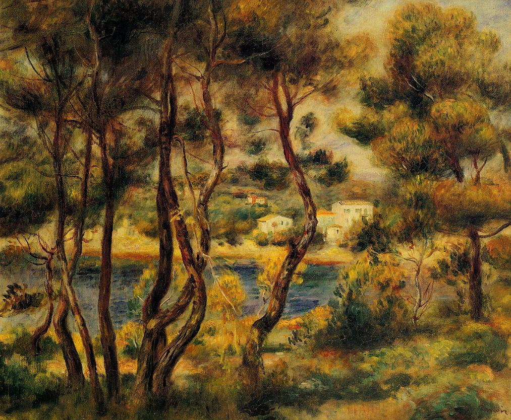 Pierre Auguste Renoir Impressionist Painter Tutt39Art