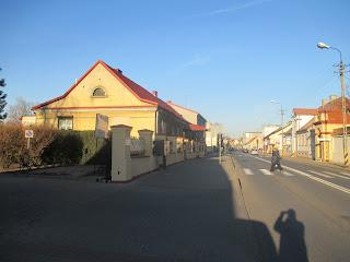 Zduńska Wola ulica Kościelna