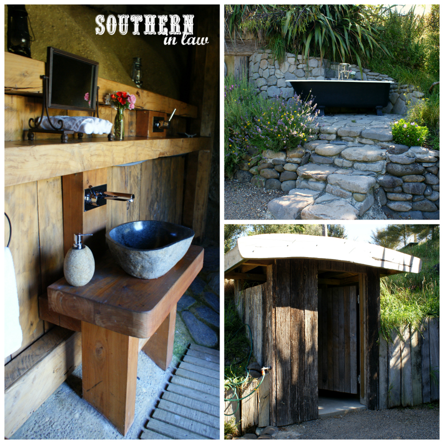 Outdoor Kitchen New Zealand: Southern In Law: Travel: New Zealand's Best Glamping