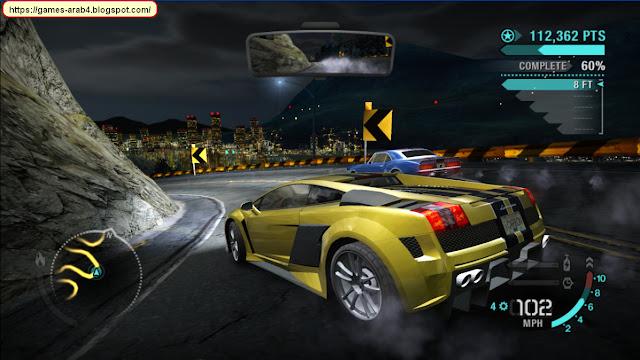 تحميل لعبة سباق السيارات للكمبيوتر Download Car Racing Game for PC