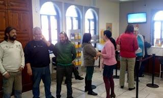 Στον «αέρα» η καθημερινή λειτουργία της τράπεζας στην Ανδρίτσαινα