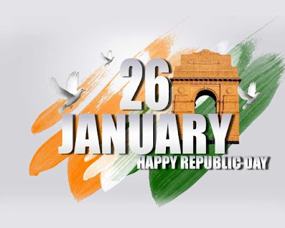 26 January Wishes Greetings and Quotes in English