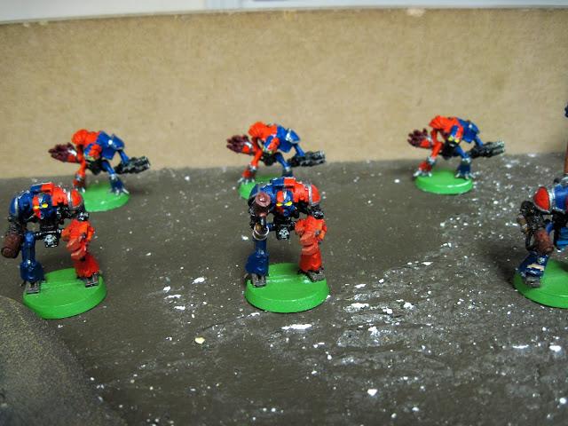 DwarfSupreme's Errant prepare to clear them out.