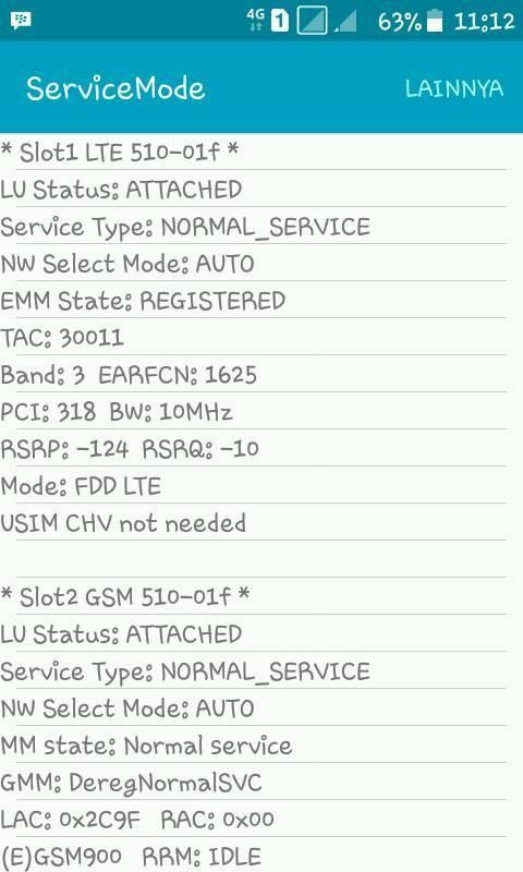 Lock 4G/LTE Only Samsung Galaxy J1 Mini, Ace, J3 - Tata Adi N