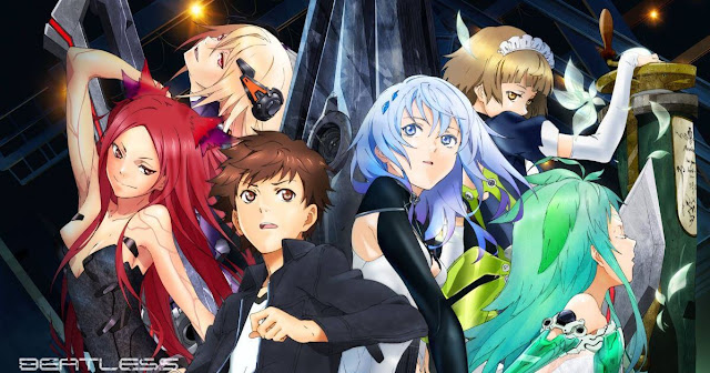 Download OST Opening Ending Anime Beatless Full Version